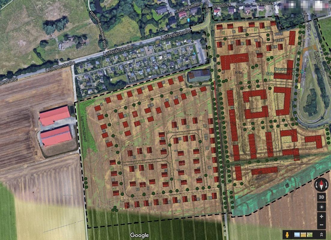 Bauunternehmen Braunschweig neubaugebiet stöckheim süd hausbau38 de